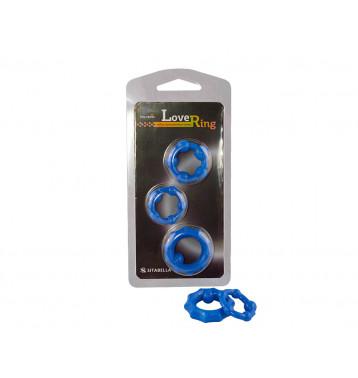 Набор эрекционных колец 3310-5