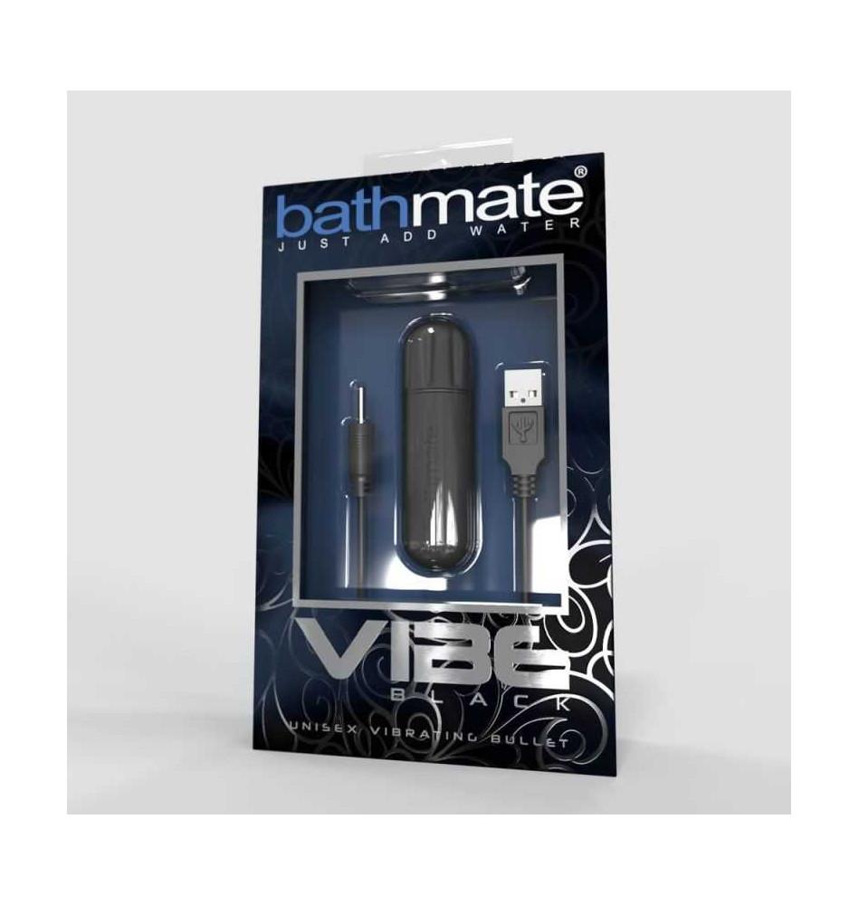 Bathmate Вибропуля Vibe Bullet черная