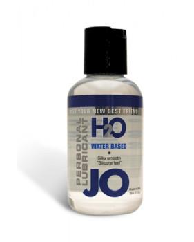 Нейтральный любрикант на водной основе JO Personal Lubricant H2O, 4.5 oz (120 мл)