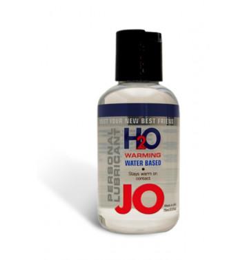 Возбуждающий любрикант на водной основе JO Personal Lubricant H2O Warming, 2 oz (60мл.)