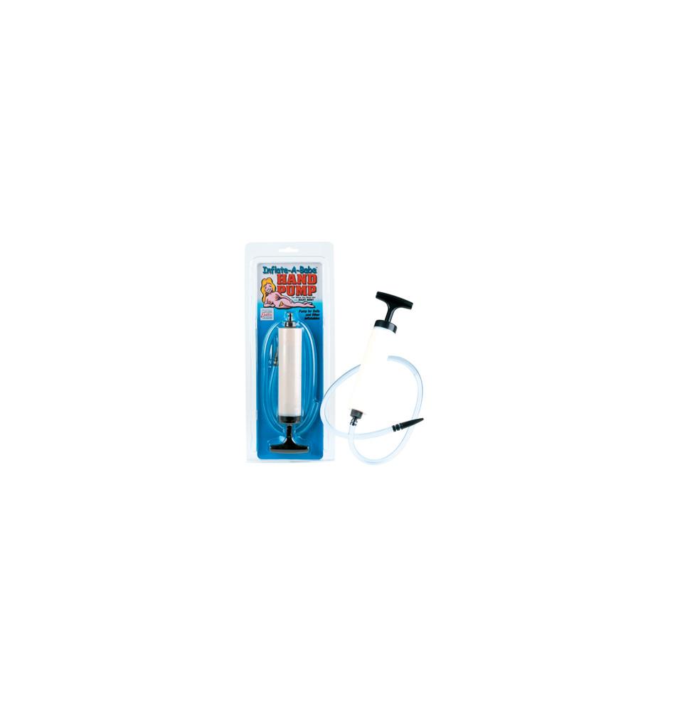 Насос для надувания кукол Inflate-A-Babe Hand Pump белый
