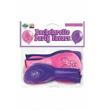 Шарики PECKER BALLOONS воздушные надувные*1