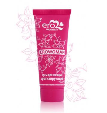 Крем Erowoman с феромонами для женщин 15мл
