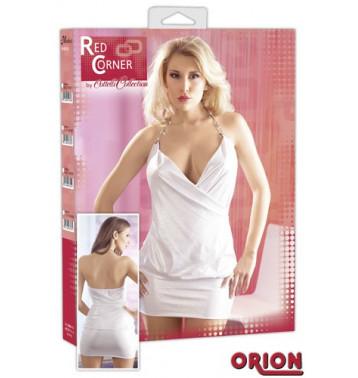 Платье белое, S