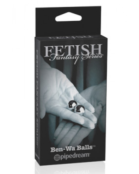 Вагинальные шарики из металла Ben Wa Balls