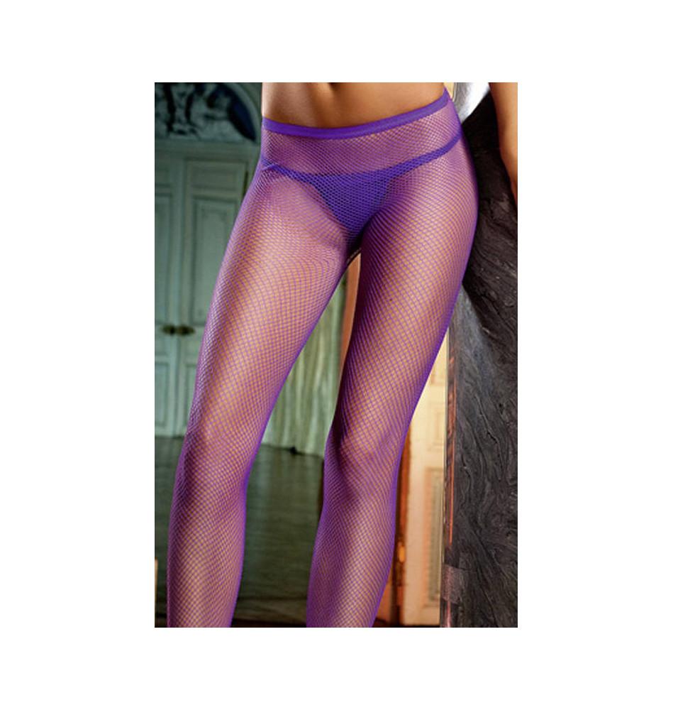 NeonBarock Колготки OS (42-46), фиолетовый